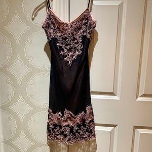Betsey Johnson Evening slip dress